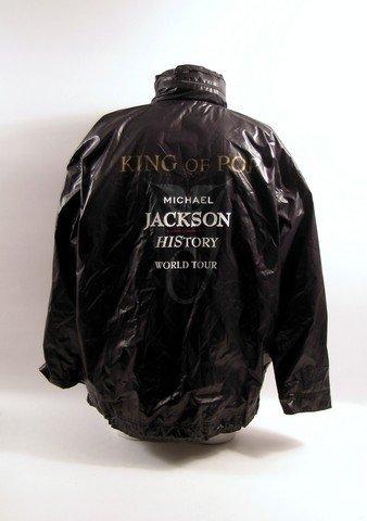 Michael Jackson HIStory Tour Crew Jacket