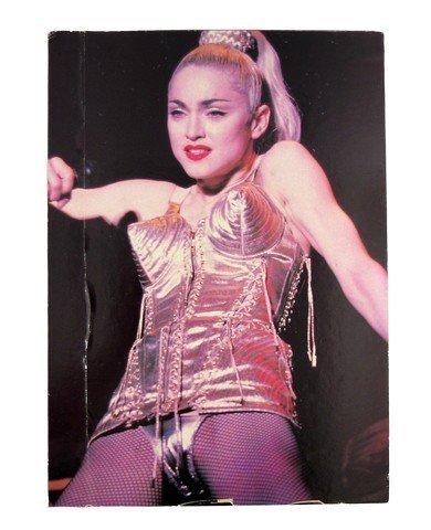 Madonna Like A Virgin Jean Paul Gaultier Designed - 6