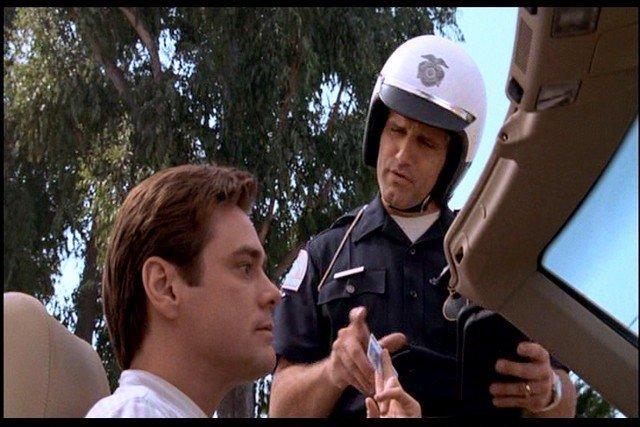 Liar Liar Fletcher Reede (Jim Carrey) California Driver - 3