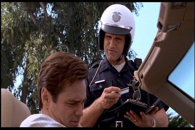 Liar Liar Fletcher Reede (Jim Carrey) California Driver - 6