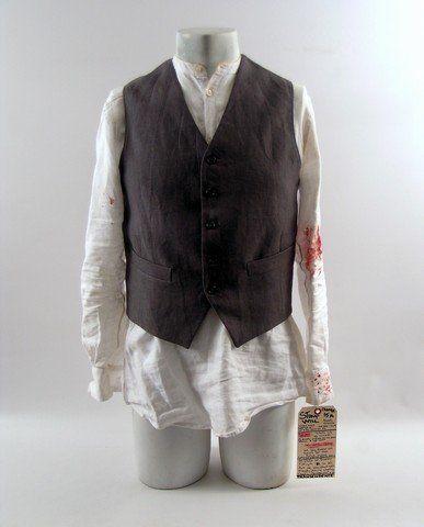 Transcendence Will Caster (Johnny Depp) Movie Costumes