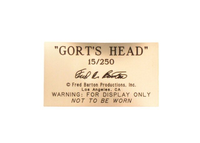 Day The Earth Stood Still (1951) Fred Barton Gort Head - 2