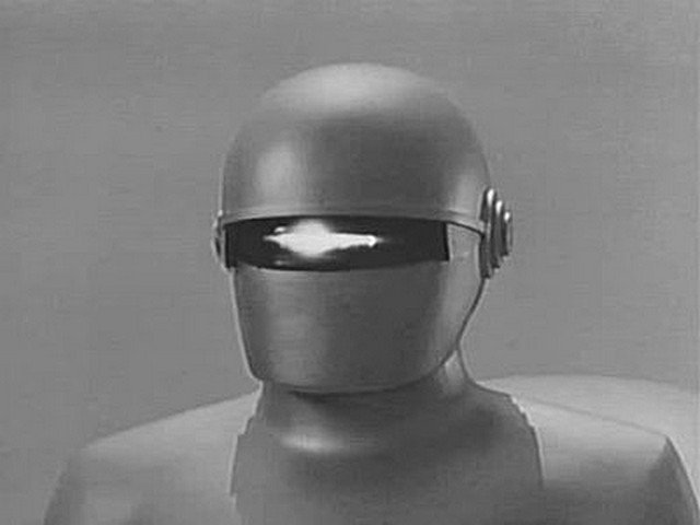 Day The Earth Stood Still (1951) Fred Barton Gort Head - 3