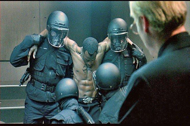 Blade II Damaskinos Forces Uniform Movie Costumes - 2