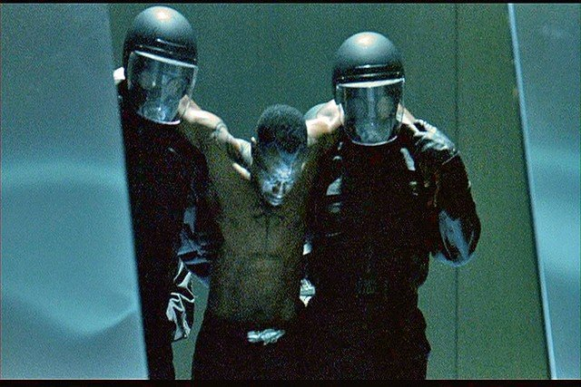 Blade II Damaskinos Forces Uniform Movie Costumes - 3