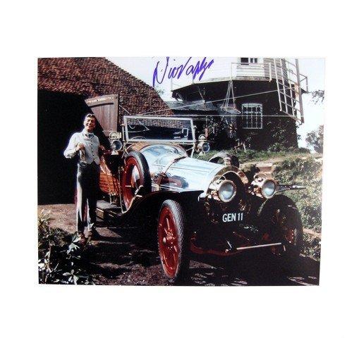 Chitty Chitty Bang Bang Dick Van Dyke Signed Production