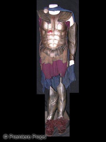Immortals Lysander (Joseph Morgan) Movie Costumes