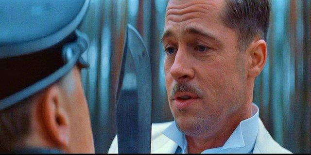 Inglourious Basterds Lt. Raine's (Brad Pitt) - 4