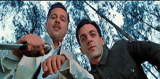 Inglourious Basterds Lt. Raine's (Brad Pitt) - 5
