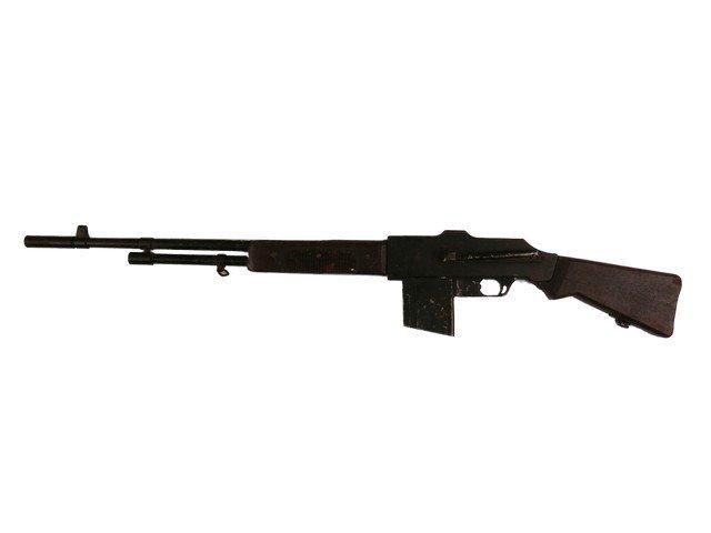 Sands Of Iwo Jima Stunt M1918 Browning Automatic Rifle