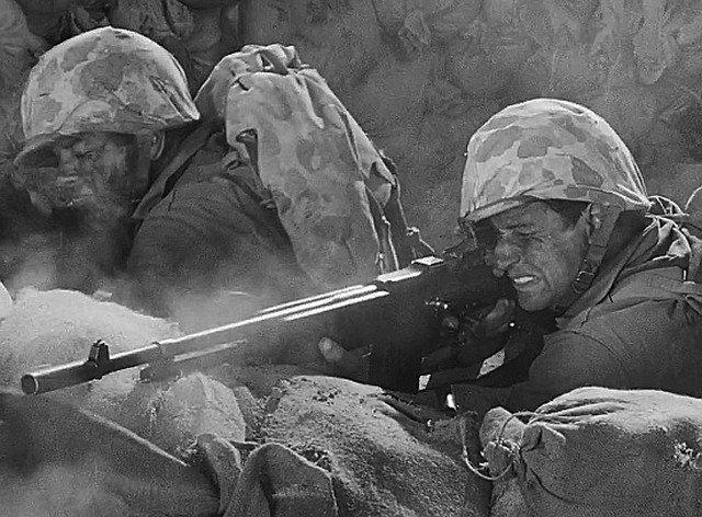 Sands Of Iwo Jima Stunt M1918 Browning Automatic Rifle - 3