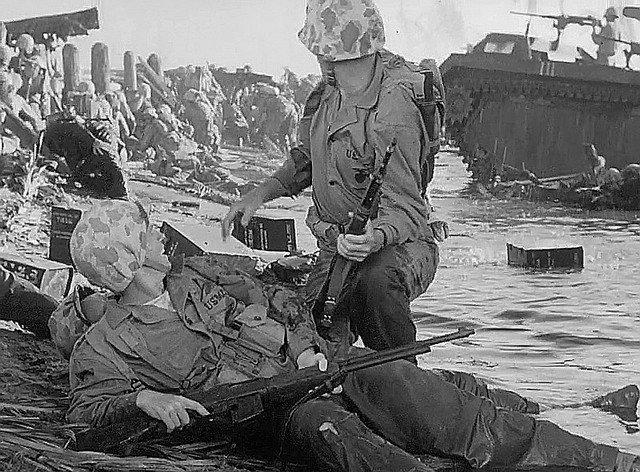 Sands Of Iwo Jima Stunt M1918 Browning Automatic Rifle - 4