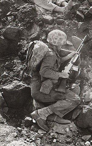 Sands Of Iwo Jima Stunt M1918 Browning Automatic Rifle - 5