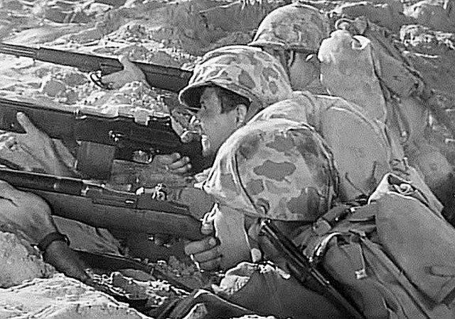 Sands Of Iwo Jima Stunt M1918 Browning Automatic Rifle - 6