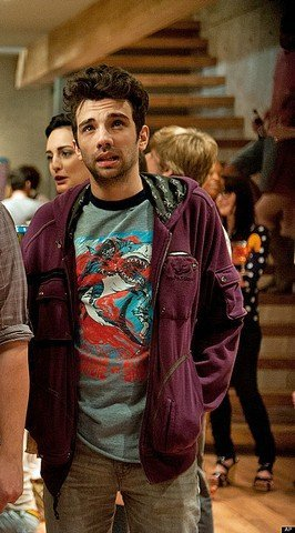 This Is The End Jay Baruchel Screen Worn Costume - 5
