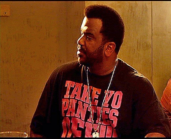This Is The End Craig Robinson Hero Worn Costume - 5