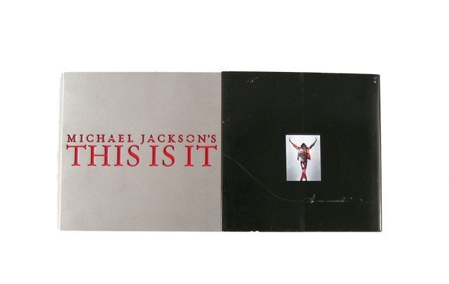 Rare Michael Jackson Original  This Is It World - 2