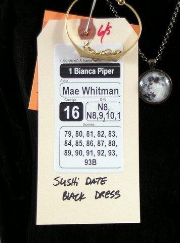 The DUFF Bianca (Mae Whitman) Movie Costumes - 2