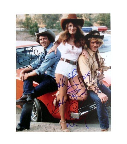 Dukes Of Hazzard Catherine Bach/John Schneider/Tom