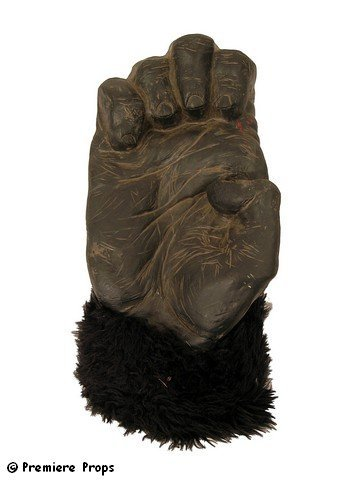 Trading Places Gorilla Hand Movie Props