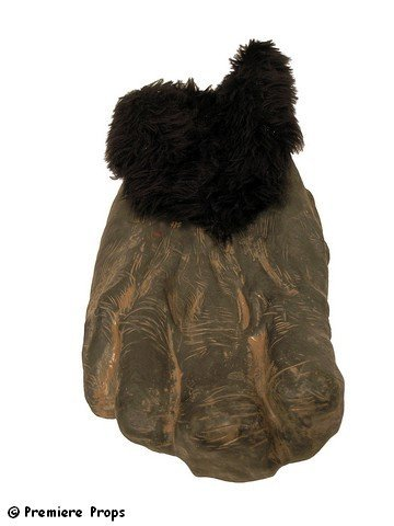 Trading Places Gorilla Hand Movie Props - 2