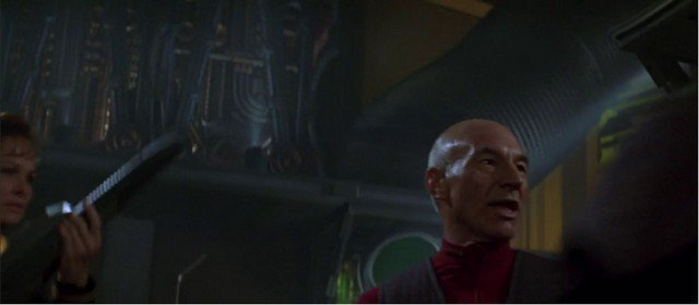 Star Trek: First Contact Borg Regeneration Alcove Panel - 7