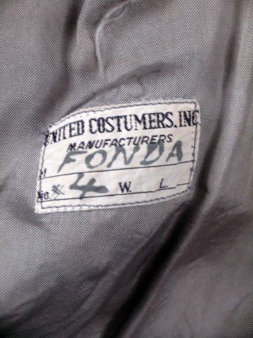 Young Mr. Lincoln Henry Fonda Signature Coat - 2