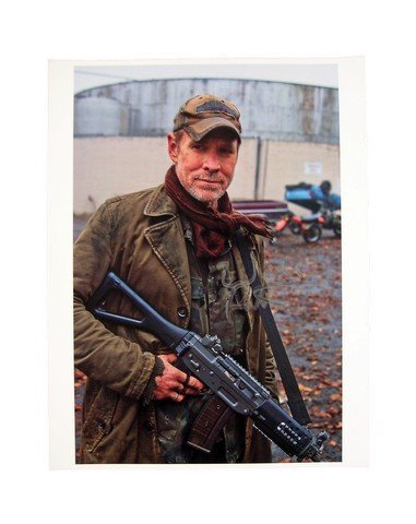 Falling Skies Captain Weaver (Will Patton) Signed Photo
