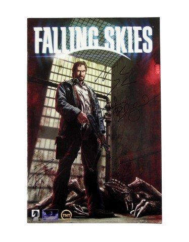Falling Skies Dark Horse Actor Signed Comic Book