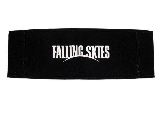 Falling Skies Skip (Joshua J. Ballard) Chair Back