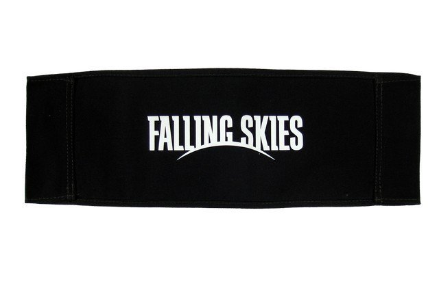 Falling Skies Sheila (Matreya Scarrwener) Chair Back