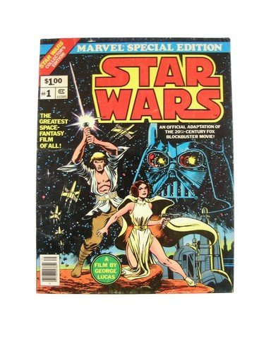 Star Wars #1 1977 Marvel Special Edition  Comic Book