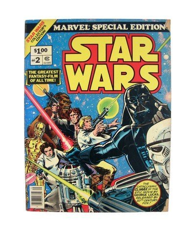Star Wars #2 1977 Marvel Special Edition Comic Book