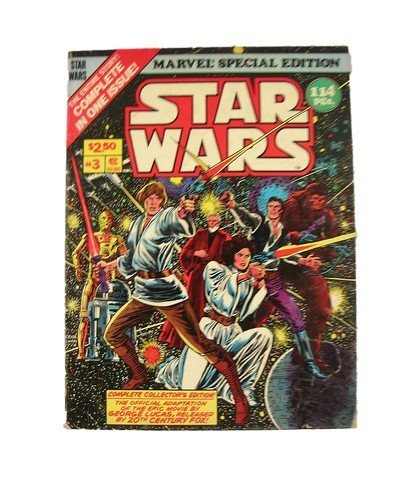 Star Wars #3 1978 Marvel Special Edition  Comic Book