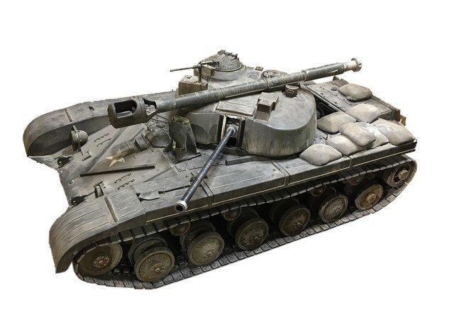Coronado Radio Controlled Russian T-63 Tank
