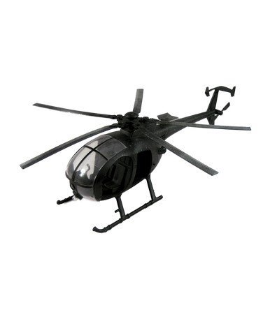 The Terminator (1984) Future War Helicopter Model Movie