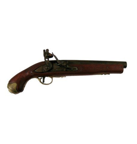 Pirates Of The Caribbean Flintlock Gun Movie Props