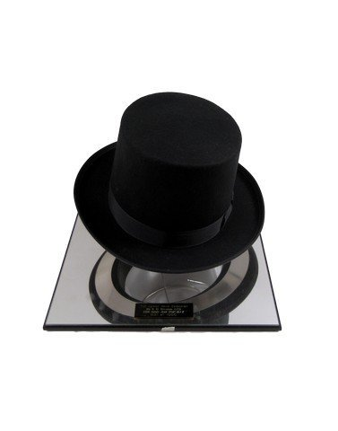 James Bond Goldfinger Oddjob Bowler Hat Replica Movie