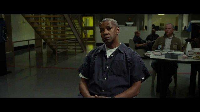 Flight Whip Whitaker (Denzel Washington) Prison Movie - 3