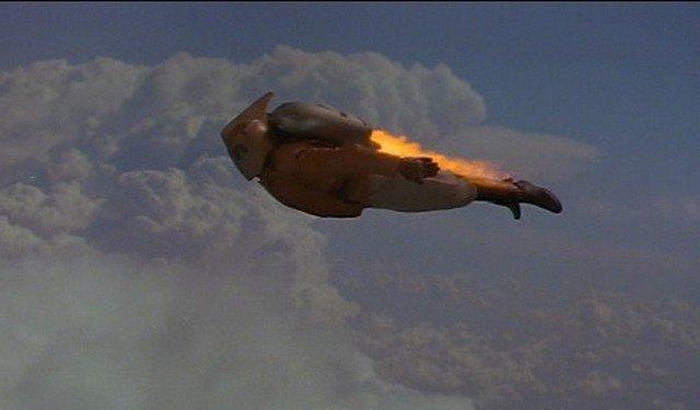 The Rocketeer Stunt Rocket Pack - 3