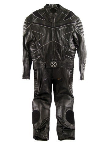 X-Men Motorcycle Costumer Jacket Movie Costumes