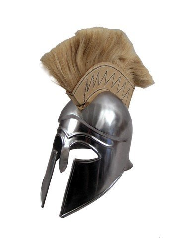300 Spartan Mohawk Helmet Movie Props