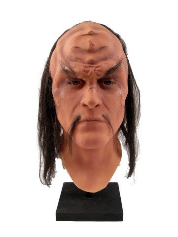 Star Trek Beyond Klingon Prosthetic Movie Props