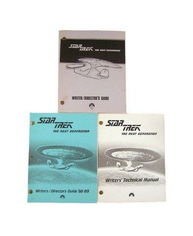Star Trek: The Next Generation TV Series Booklets TV