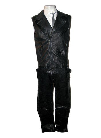 Brüno (Sacha Baron Cohen) Leather Movie Costumes
