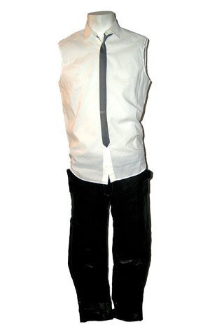 Brüno (Sacha Baron Cohen) Leather Movie Costumes - 2