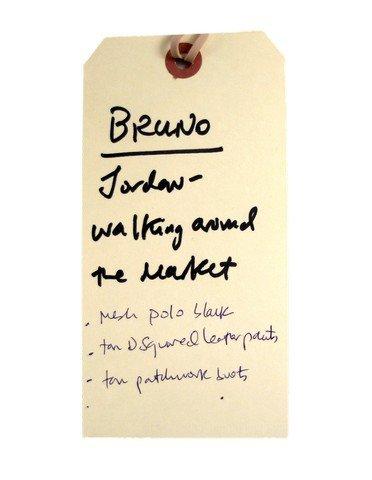 Brüno (Sacha Baron Cohen) Polo Movie Costumes - 2