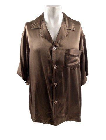 Brüno (Sacha Baron Cohen) Robe Movie Costumes - 2