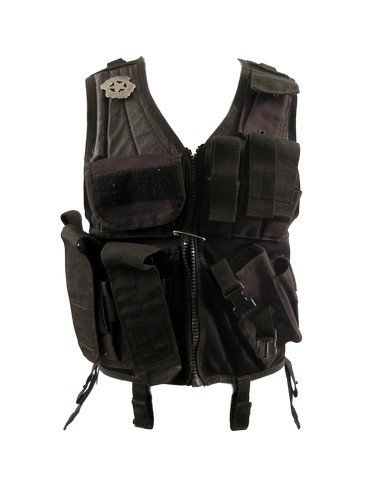 US Marshalls Tactical Vest Movie Costumes