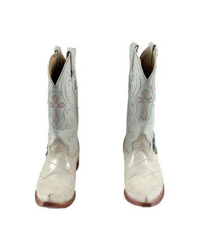 Casa De Mi Padre Onza (Gael Garcia Bernal) Cowboy Boots - 3